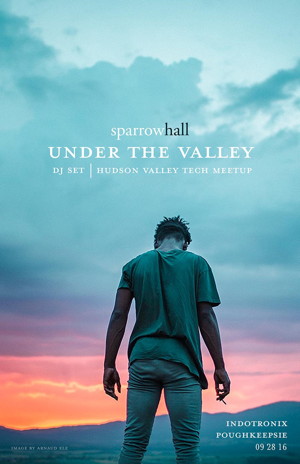 Under the Valley | DJ Set | Hudson Valley Tech Meetup